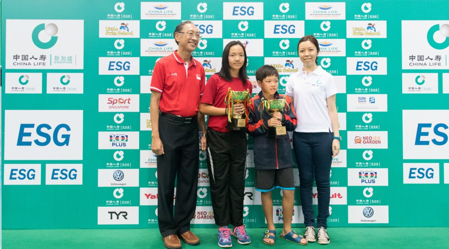 China Life Singapore 48th Singapore National Age Group Swimming Championships