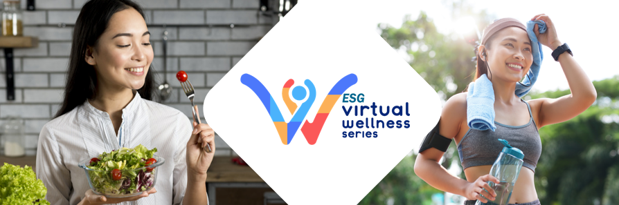 Launch of ESG Virtual Wellness Series