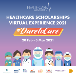 MOHH Healthcare Scholarships Virtual Experience 2021
